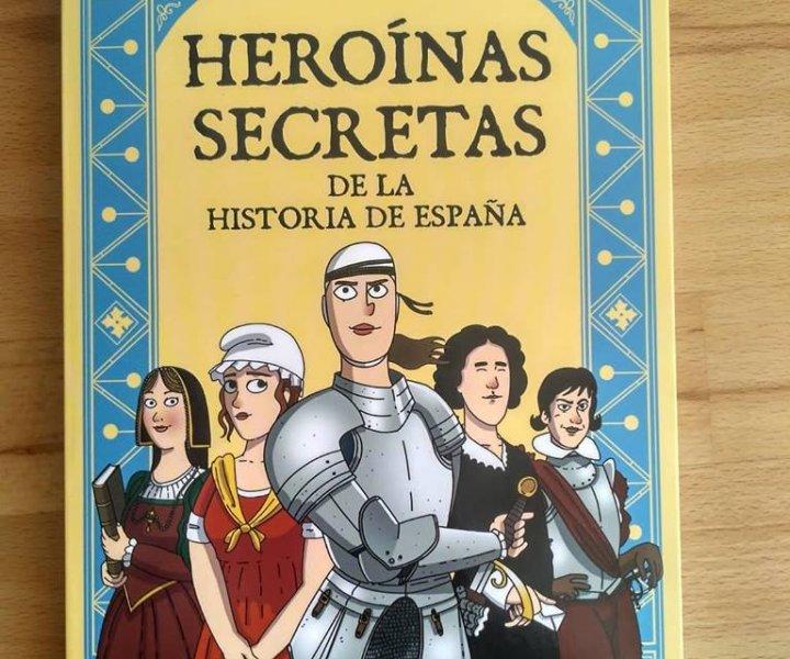 Portada Heroínas secretas