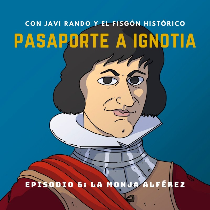 """Ilustración: © Juan de Aragón """"El fisgón histórico""""."""
